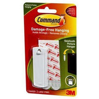 Command 3M Picture Hanger Sawtooth