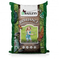 Baileys Lawn Fertiliser Brilliance 20kg
