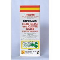 Weedkiller Crab Grass & Clover 500ml