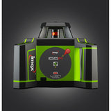 Imex i66R Rotary Laser Level with Tripod & 5m Staff