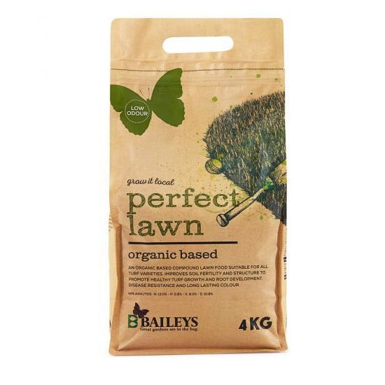 Baileys Perfect Lawn Fertiliser 4kg