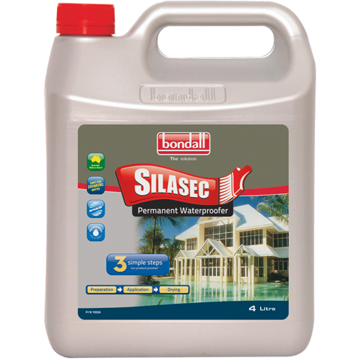 Silasec Permanent Waterproofer