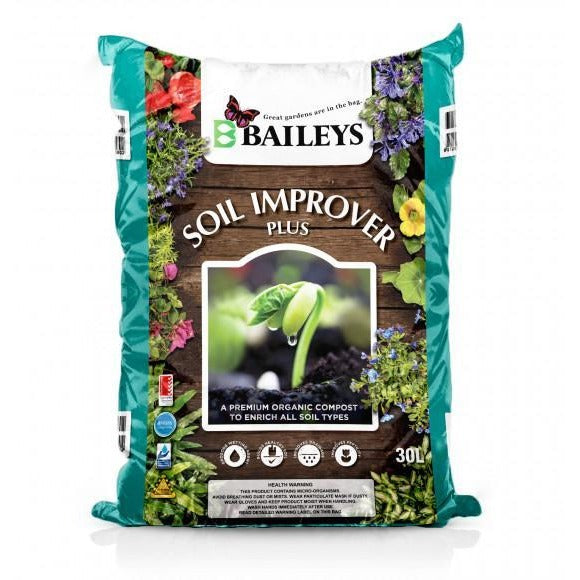 Baileys Soil Improver Plus 30lt