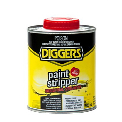 Paint Stripper Diggers
