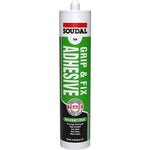 Soudal Trade Grip & Fix Tan 300ml