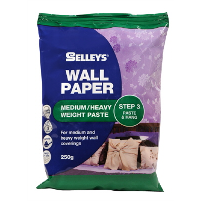 Wallpaper Paste Med Heavy 250g