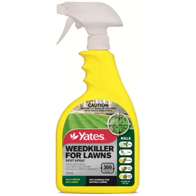 Weedkiller for Lawns RTU 750ml
