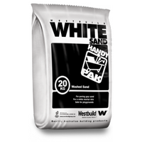Sand Pack White Washed 20kg
