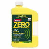 Weed Spray Zero 490 500ml
