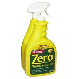 Weed Spray Zero Twin Pack 2x750ml