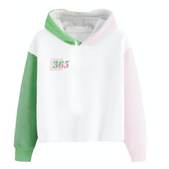 Avery Cropped Hoodie