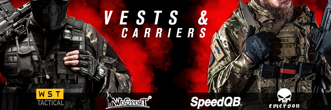Vests & Carriers