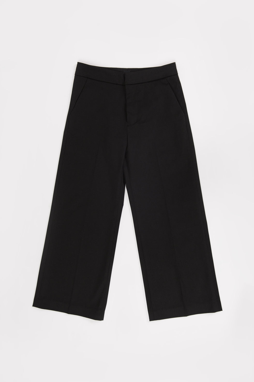 The Gloria Pant - flat lay