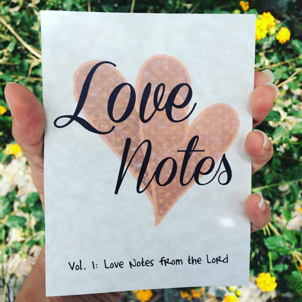 Love Notes from the Lord are a simple way to share the love of God through Scripture, for anyone and everyone. Just tear, fold, and share! Ministry made simple