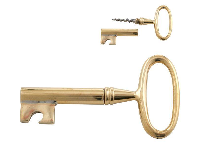 Key Sculpture Cork Screw