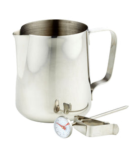 MilkFroth Jug and Thermometer