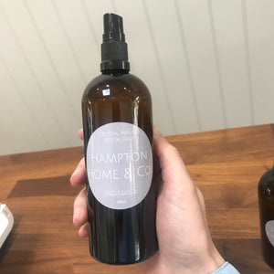 Crystal Infused Room Mist