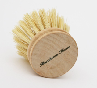 Natural Bristle Dish Brush Replacement Head