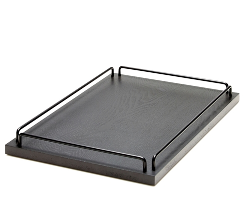 Butlers Tray Black