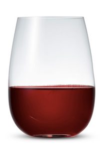 Cuvee Stemless Wine Glasses 6
