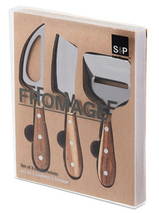 Fromage Cheese Knife Set