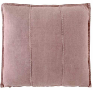 60 x 60 Pre-washed Linen Cushion