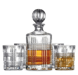 Bond Set Decanter & Tumblers