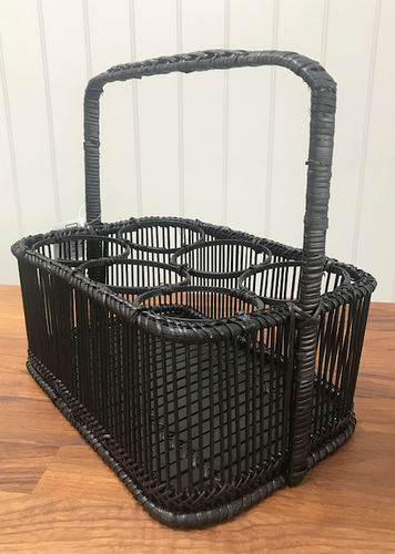 Open Drinks Caddy Black