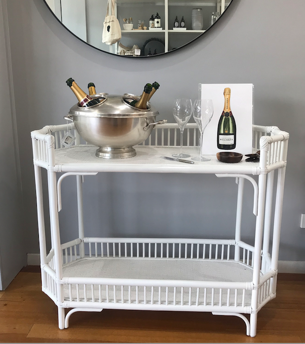 Crawford Bar Console