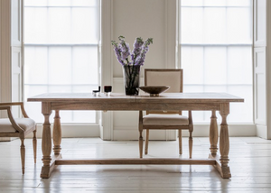 Mustique Extending Dining Table 2500 x 1000 x 750