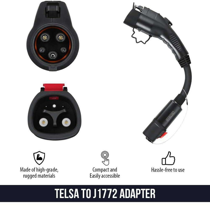 Tesla to J1772 Adapter