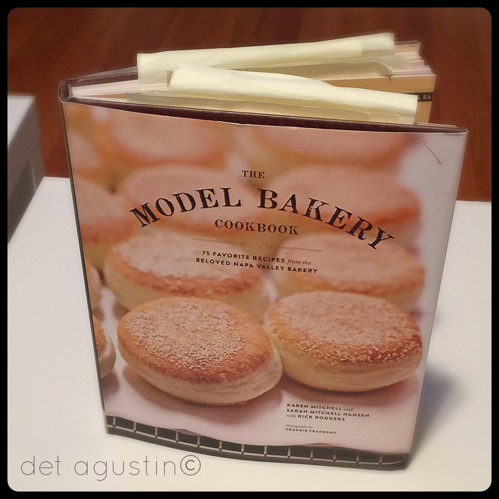 Model Bakery Cook Book