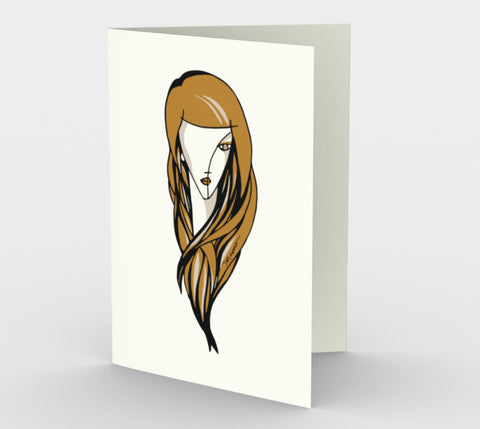 Stationary Card - Greeting Cards