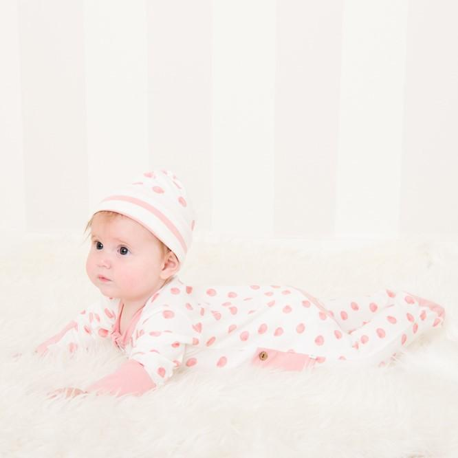 Wholesale Starter Pack - Pink Beanie-Wholesale Starter Pack-XS x 2 | S x 2 | M x 1-Li'l Zippers-Baby-Zip-Rompers