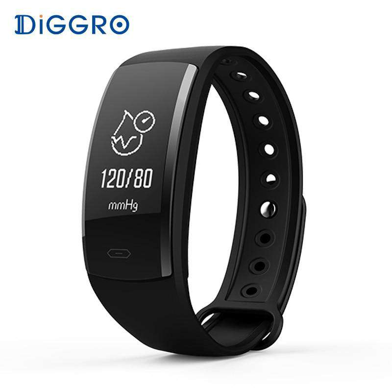 Fitbit Fitness Tracker With GPS And Heart Rate Monitor Smart Bracelet By Diggro