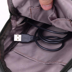 Theft Proof Shoulder Backpack