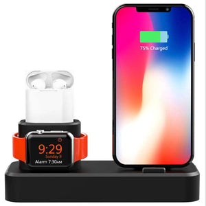 50% OFF ONLY TODAY - Apple 3 in 1 Charging Dock Station