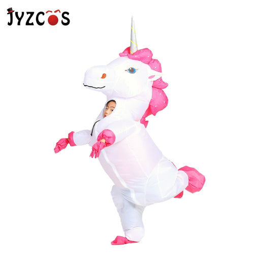Inflatable Unicorn Costume for Adult and Kid