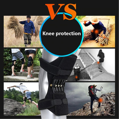 Knee Protection Booster Joint Support Pads