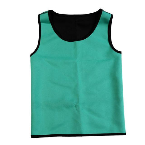 Image of Men Slimming Vest Neoprene Body Shaper For Fat Burning
