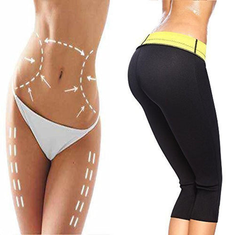 Image of Thermo Slimming - Anti Cellulite Neoprene Shaper Pants