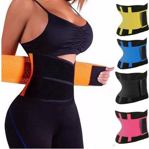 Women Waist Trainer Belt Belly Wrap - Trimmer Compression Band
