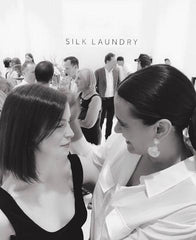 Katie & Christina at the Silk Laundry, Pacific Fair opening.