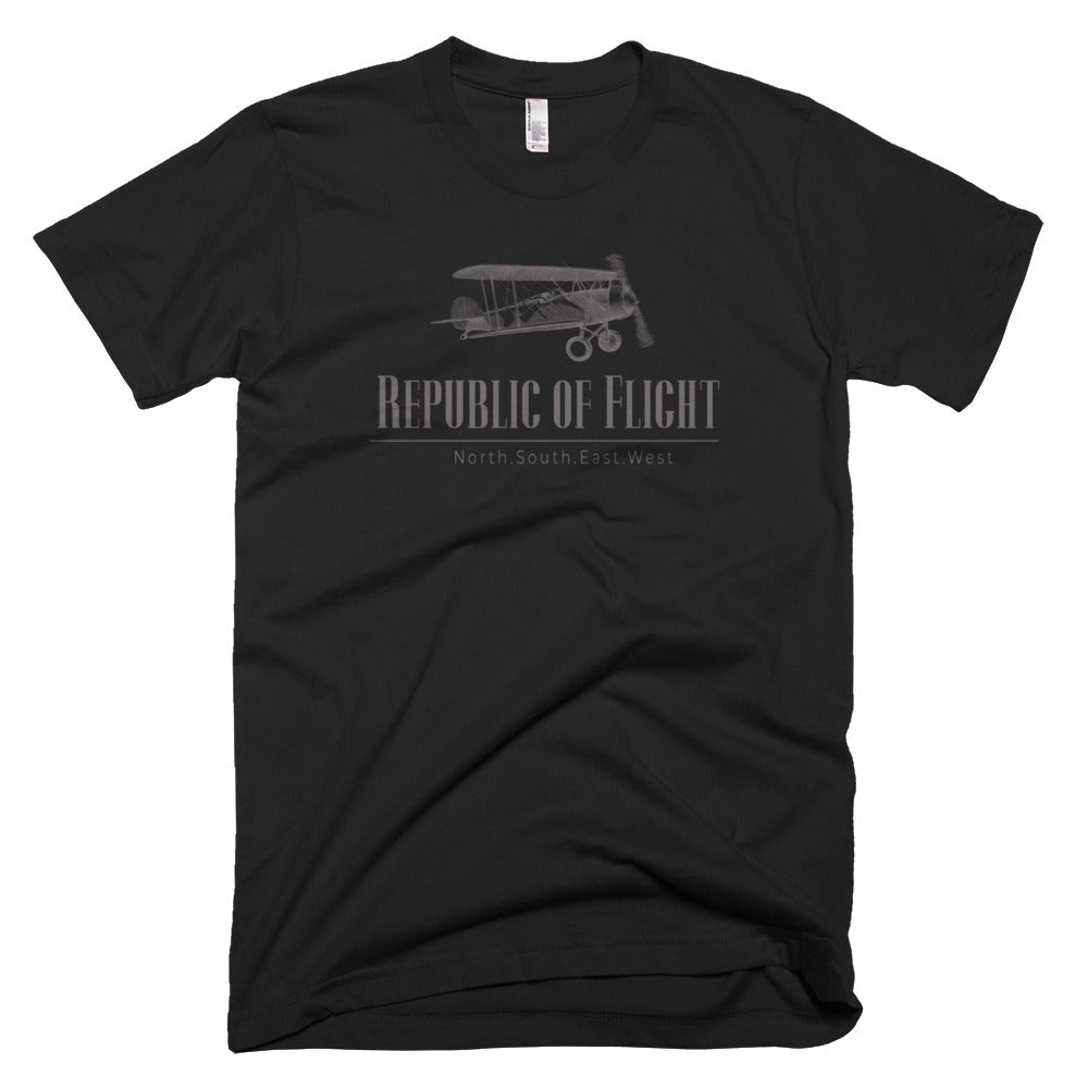 Republic of Flight | Men's Short-Sleeve T-Shirt - Republic of Flight