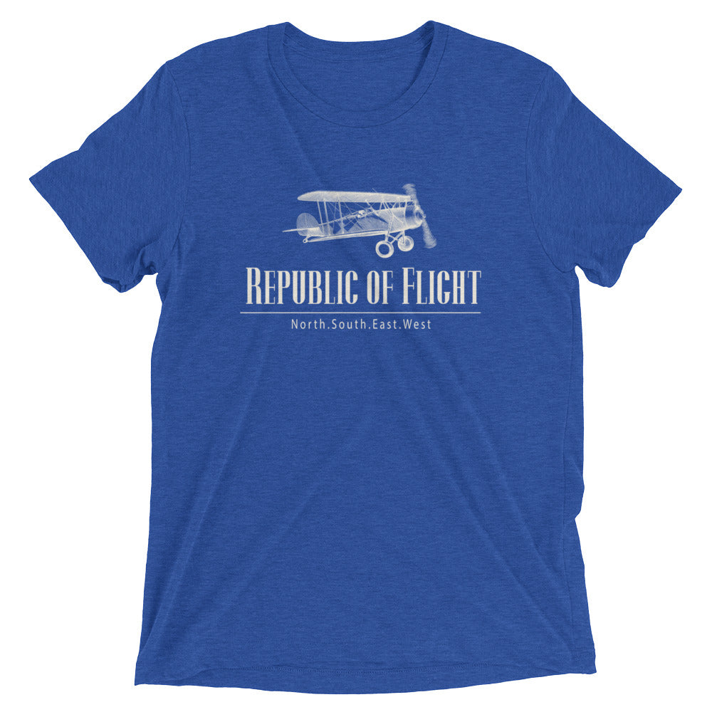 Republic of Flight | Unisex Triblend Tee - Republic of Flight