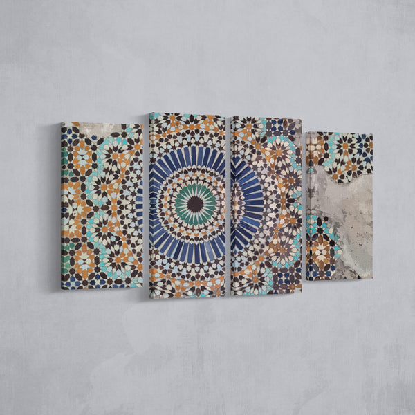 Moroccan Tile - Grande Mosque of Paris