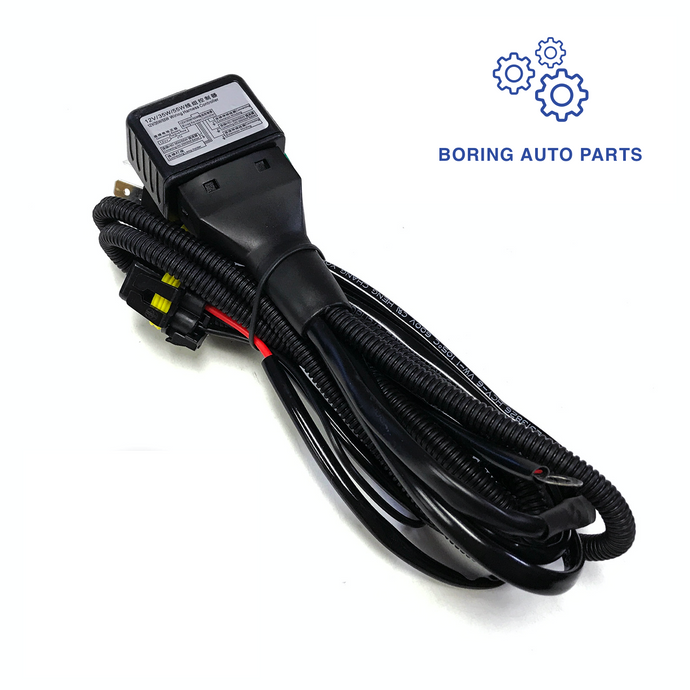 HID KIT RELAY HARNESS