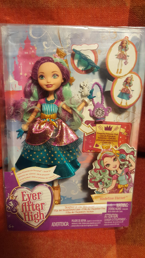 ever after high madeline hatter - daily stop & shop