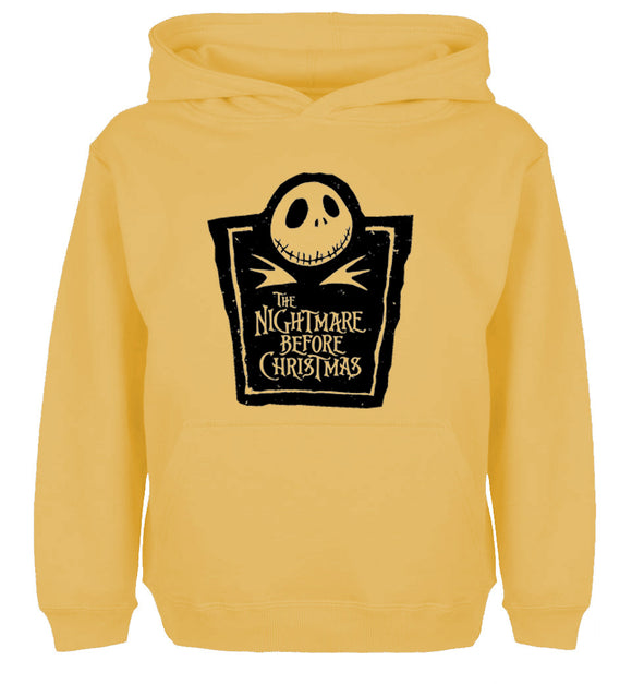 Cool The Nightmare Before Christmas Design Hoodie Men's Boy's Women's Girl's Lady's Winter Cotton Sweatshirt Tops - daily stop & shop