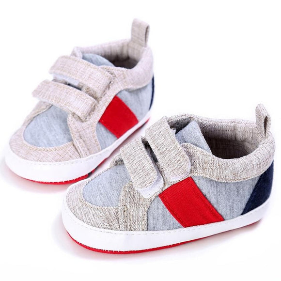 Fashion Infant Toddler Newborn Shoes Baby Girl Boy Sports Sneakers Soft  Anti-slip T-tied First Walkers Prewalker - daily stop & shop